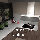 Proyectos de cocina online